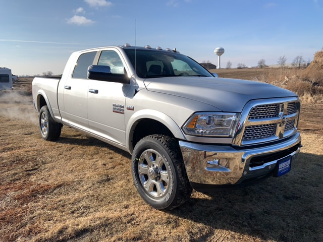 2018 Ram 2500 Mega Cab 4x4,  Pickup #JG427921 - photo 4