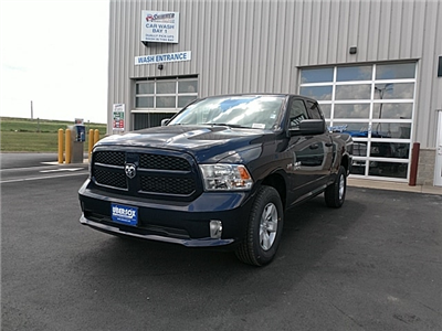 2018 Ram 1500 Quad Cab 4x4,  Pickup #JS348313 - photo 1