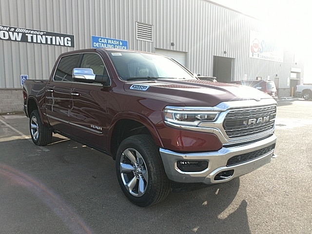 2019 Ram 1500 Crew Cab 4x4,  Pickup #KN518606 - photo 4
