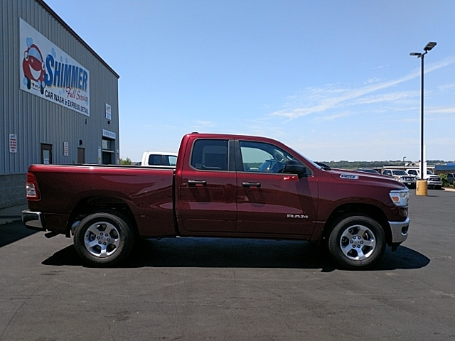 2019 Ram 1500 Quad Cab 4x4,  Pickup #KN537504 - photo 5