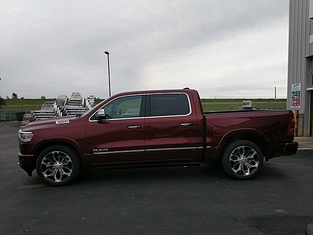 2019 Ram 1500 Crew Cab 4x4,  Pickup #KN619157 - photo 8