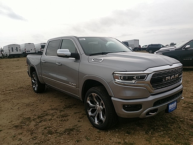 2019 Ram 1500 Crew Cab 4x4,  Pickup #KN640194 - photo 4