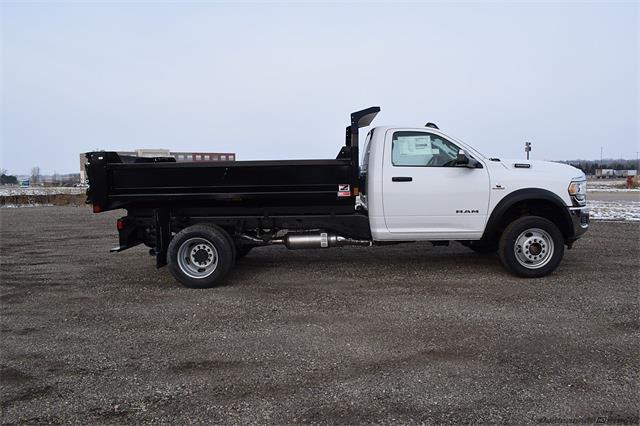 2020 Ram 4500 Regular Cab DRW 4x4, Monroe Dump Body #UT2655 - photo 1