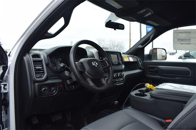2021 Ram 3500 Regular Cab DRW 4x4,  Monroe Truck Equipment MTE-Zee Dump Body #UT3045 - photo 9