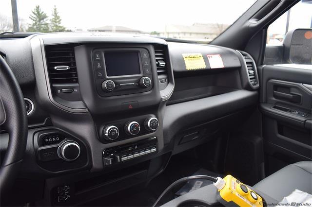 2021 Ram 3500 Regular Cab DRW 4x4,  Monroe Truck Equipment MTE-Zee Dump Body #UT3045 - photo 10