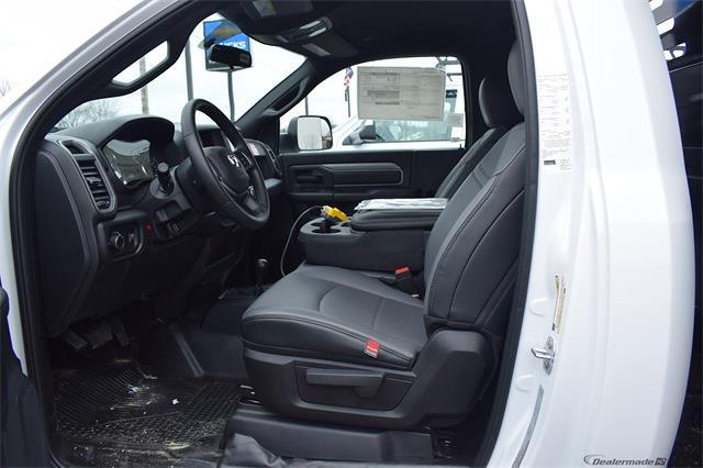 2021 Ram 3500 Regular Cab DRW 4x4,  Monroe Truck Equipment MTE-Zee Dump Body #UT3045 - photo 7