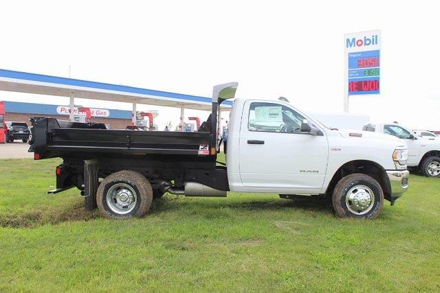 2021 Ram 3500 Regular Cab DRW 4x4,  Monroe Truck Equipment MTE-Zee Dump Body #UT3045 - photo 25