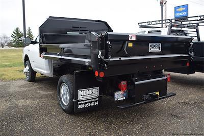 2021 Ram 3500 Regular Cab DRW 4x4,  Monroe Truck Equipment MTE-Zee Dump Body #UT3045 - photo 2