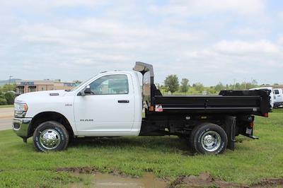 2021 Ram 3500 Regular Cab DRW 4x4,  Monroe Truck Equipment MTE-Zee Dump Body #UT3045 - photo 23