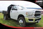 2021 Ram 3500 Regular Cab DRW 4x4,  Monroe Truck Equipment MTE-Zee Dump Body #UT3045 - photo 21