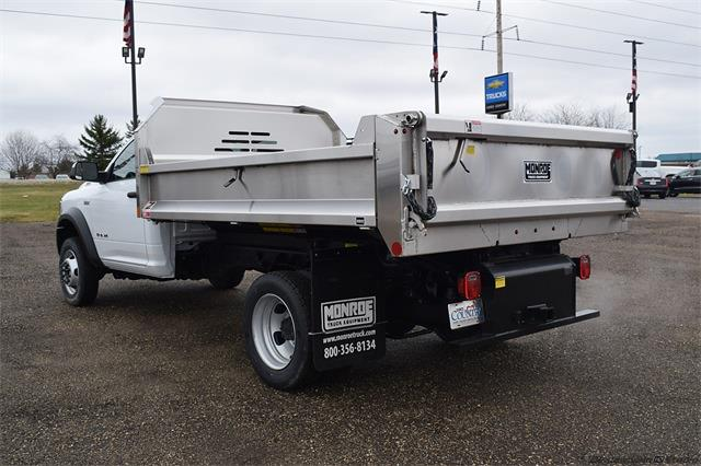 2020 Ram 4500 Regular Cab DRW 4x4, Monroe Dump Body #UT3046 - photo 1