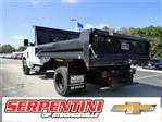 2019 Silverado Medium Duty Regular Cab DRW 4x2, Monroe Dump Body #192722 - photo 1