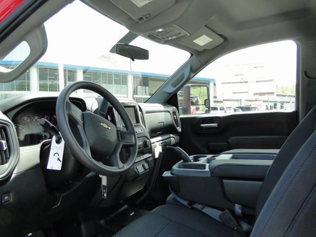 2020 Chevrolet Silverado 2500 Regular Cab 4x4, Western Pickup #201649 - photo 1