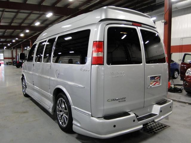 2013 Chevrolet Express 1500 4x2, Explorer Passenger Wagon #31897T - photo 1
