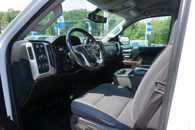 2015 GMC Sierra 2500 Double Cab 4x4, Pickup #33081T - photo 1