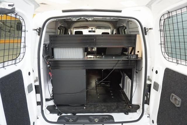 2015 Chevrolet City Express FWD, Upfitted Cargo Van #33432P - photo 1