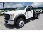 2017 F-550 Regular Cab DRW 4x4,  Freedom Rodeo Platform Body #HEF30320 - photo 1