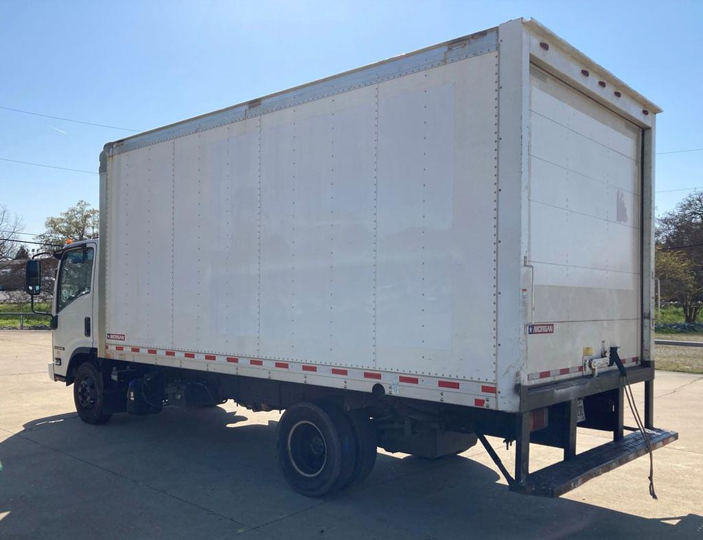 2016 Isuzu NPR Regular Cab 4x2, Dry Freight #G7F00148 - photo 1