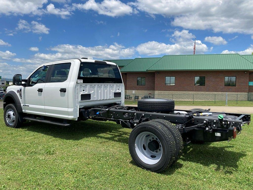 2021 Ford F-550 Crew Cab DRW 4x4, Cab Chassis #MED59214 - photo 1
