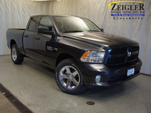 2018 Ram 1500 Quad Cab 4x4,  Pickup #180801 - photo 3