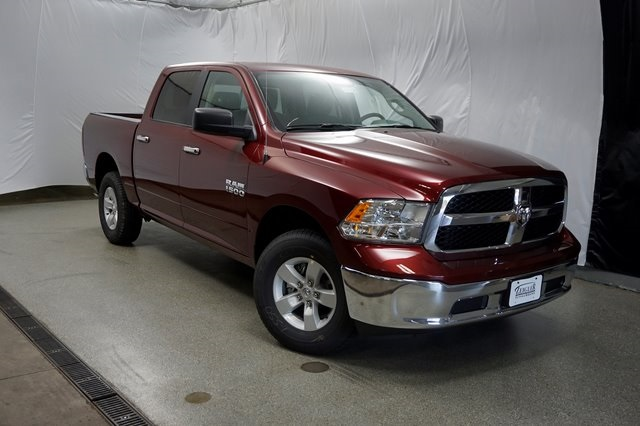 2018 Ram 1500 Crew Cab 4x4,  Pickup #182428 - photo 3