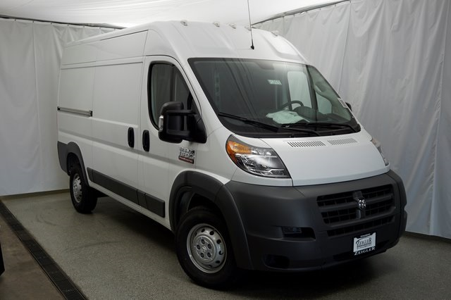 2018 ProMaster 1500 High Roof 4x2,  Empty Cargo Van #182430 - photo 3