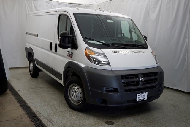 2018 ProMaster 1500 Standard Roof FWD,  Empty Cargo Van #182585 - photo 3