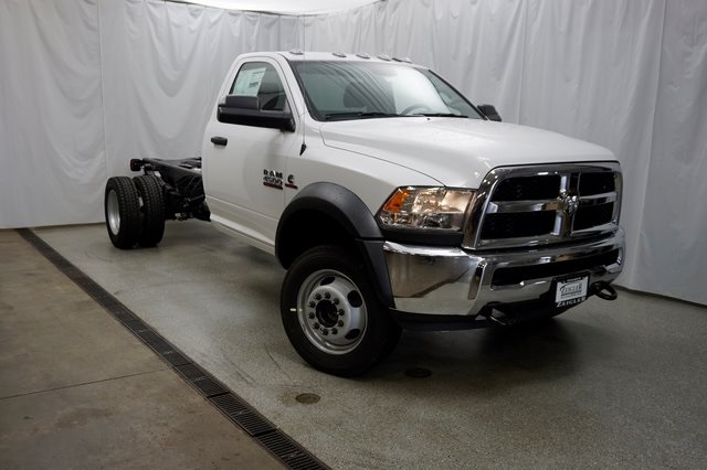 2018 Ram 4500 Regular Cab DRW 4x4,  Cab Chassis #182912 - photo 3
