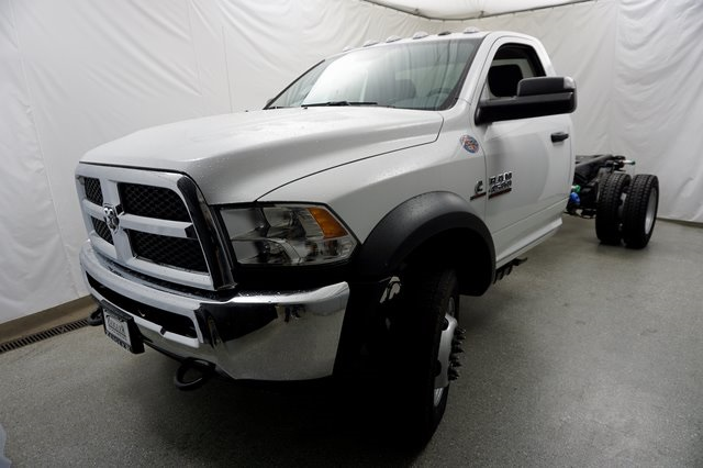 2018 Ram 4500 Regular Cab DRW 4x4,  Cab Chassis #182912 - photo 4