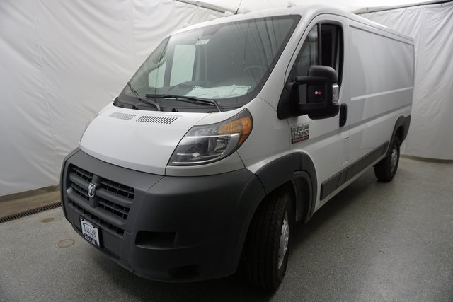 2018 ProMaster 1500 Standard Roof FWD,  Empty Cargo Van #183150 - photo 4