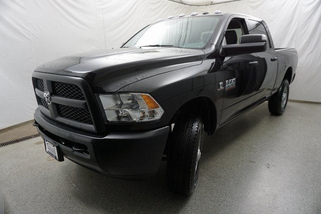 2018 Ram 2500 Crew Cab 4x4,  Pickup #183158 - photo 4