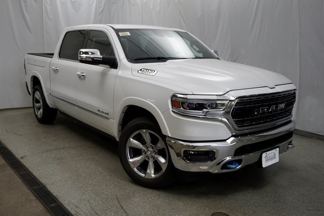 2019 Ram 1500 Crew Cab 4x4,  Pickup #190705 - photo 3