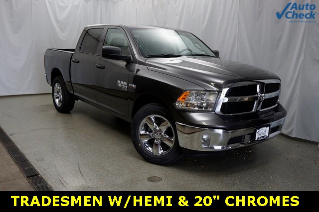 2019 Ram 1500 Crew Cab 4x4,  Pickup #190725 - photo 3