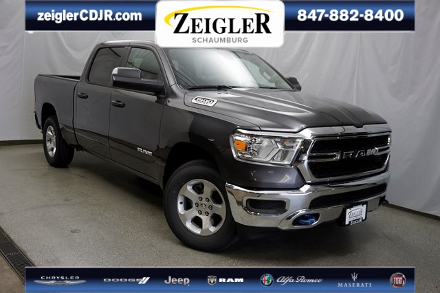2019 Ram 1500 Crew Cab 4x4,  Pickup #190735 - photo 3