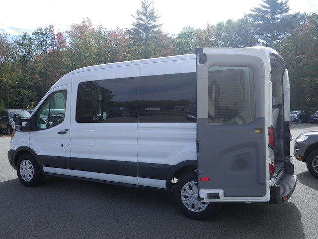 2016 Transit 350 Med Roof 4x2,  Passenger Wagon #F13030 - photo 39