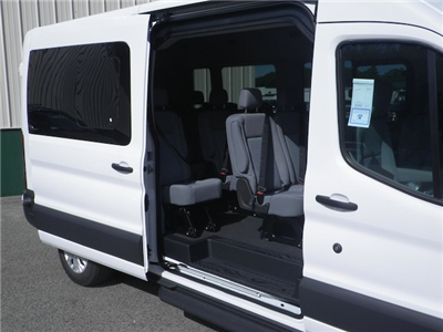 2016 Transit 350 Med Roof 4x2,  Passenger Wagon #F13030 - photo 31