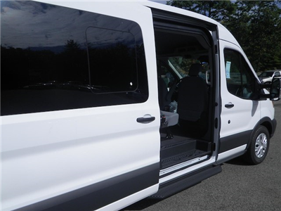 2016 Transit 350 Med Roof 4x2,  Passenger Wagon #F13030 - photo 32