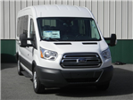 2016 Transit 350 Med Roof 4x2,  Passenger Wagon #F13030 - photo 3