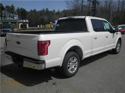 2016 F-150 SuperCrew Cab 4x2,  Pickup #F13399 - photo 8
