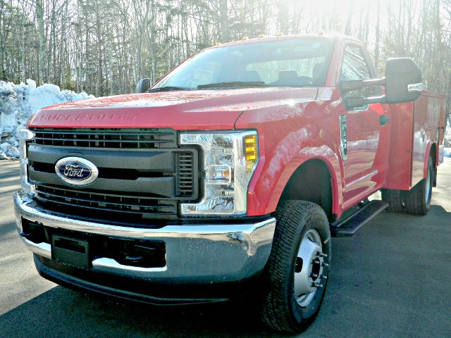 2017 F-350 Regular Cab DRW 4x4,  Reading SL Service Body #F14003 - photo 1