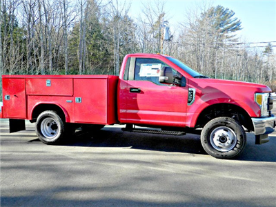 2017 F-350 Regular Cab DRW 4x4,  Reading SL Service Body #F14003 - photo 15