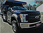 2017 F-550 Regular Cab DRW 4x4,  Reading Landscaper SL Landscape Dump #F14004 - photo 3