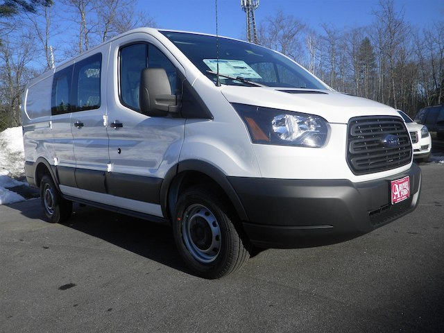 2018 Transit 250 Low Roof 4x2,  Empty Cargo Van #F14422 - photo 10
