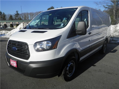 2018 Transit 250 Low Roof 4x2,  Empty Cargo Van #F14422 - photo 4