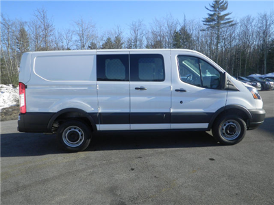 2018 Transit 250 Low Roof 4x2,  Empty Cargo Van #F14422 - photo 9