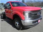 2018 F-350 Regular Cab DRW 4x4,  Cab Chassis #F14624 - photo 1