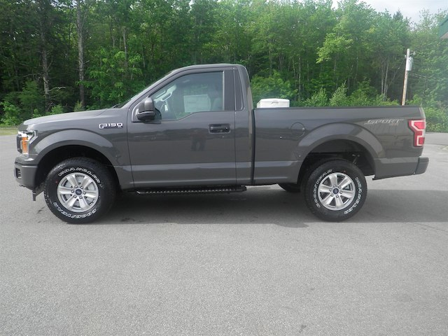 2018 F-150 Regular Cab 4x4,  Pickup #F14728 - photo 5