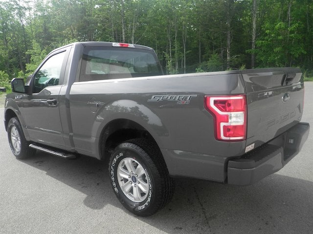 2018 F-150 Regular Cab 4x4,  Pickup #F14728 - photo 6