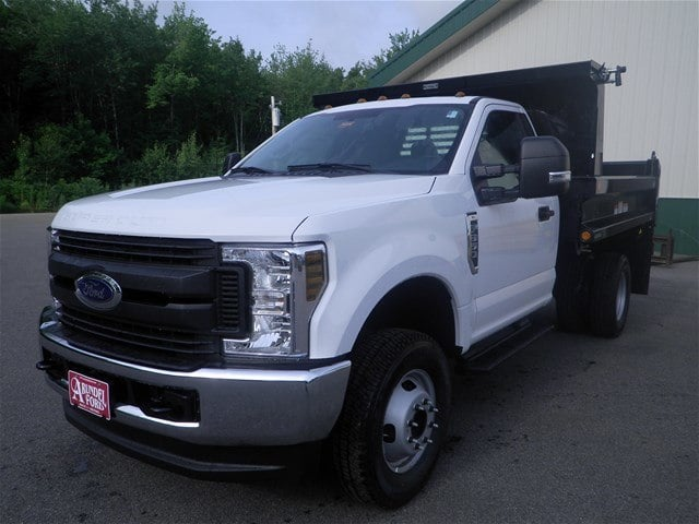 2018 F-350 Regular Cab DRW 4x4,  Reading Marauder SL Dump Body #F14779 - photo 1