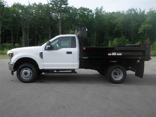 2018 F-350 Regular Cab DRW 4x4,  Reading Marauder SL Dump Body #F14779 - photo 5